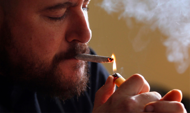 Smoking unwanted